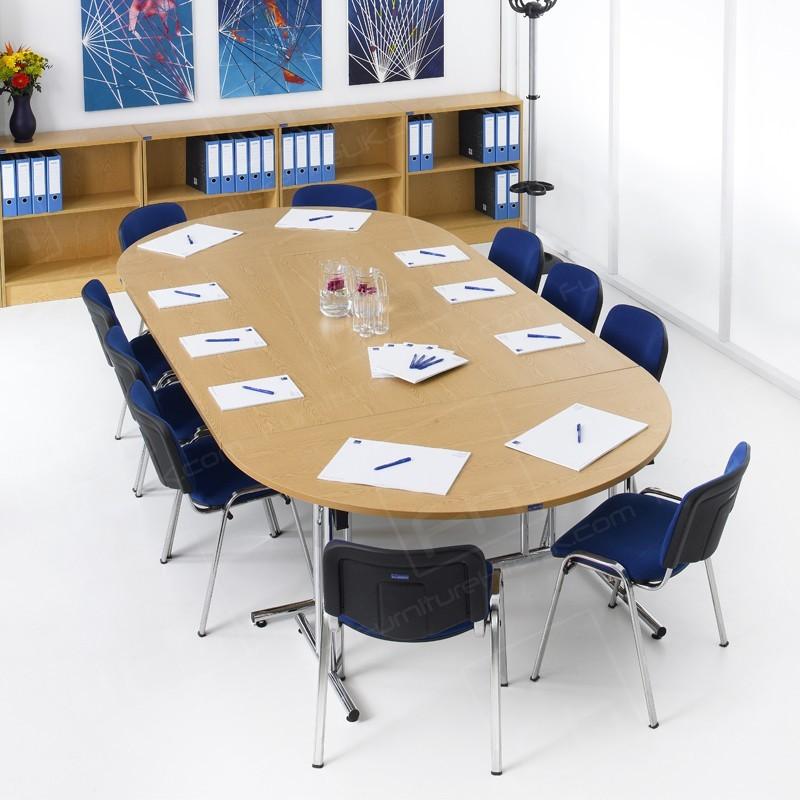 Medium meeting room table meeting table hire london uk for Furniture hire uk